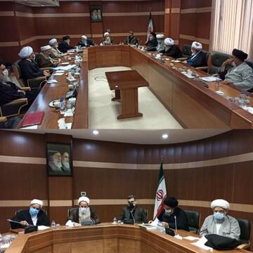 برگزاری جلسه کمیسیون سیاسی اجتماعی و فرهنگی مجلس خبرگان رهبری