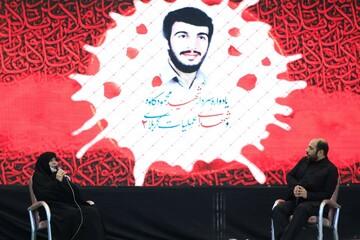 تصاویر/ یادواره شهید سردار کاوه و شهدای عملیات کربلای ۲ در بیرجند