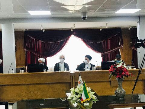 تصاویر/ پنجاه و هشتمین گردهمایی ائمه جمعه خراسان شمالی