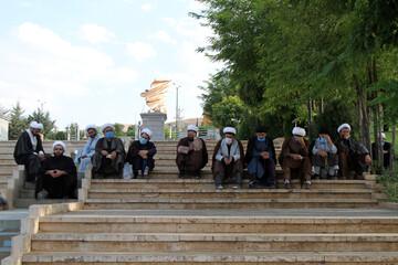 فیلم| کلینیک ناصرین، اقدام آتش به اختیار طلاب همدانی در جهت کاهش آسیبهای اجتماعی