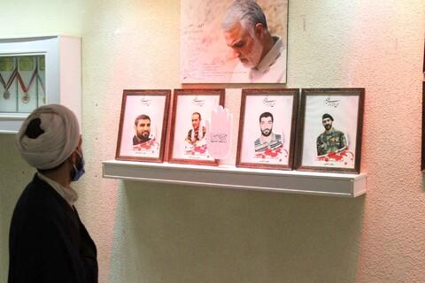 تصاویر / اختتامیه دوره آموزشی طرح کلینیک فرهنگی اجتماعی ناصرین