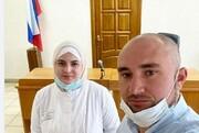 کالج اومسک روسیه اجازه استفاده از روسری را داد