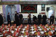 بازدید نماینده ولیفقیه آذربایجان شرقی از دو مرکز توزیع کمکهای مؤمنانه در تبریز