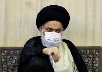 تاکید آیت الله حسینی بوشهری بر حفظ و تقویت ارتباط شورای عالی با اساتید