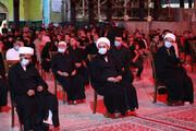 تصاویر/ مراسم سالگرد انفجار تروریستی حرم امامین عسکریین (ع) در سامراء