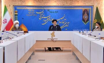 فیلم کامل مراسم آغاز سال تحصیلی جدید حوزه علمیه تهران