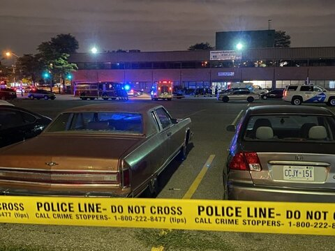 Man dies after stabbing outside west-end Toronto mosque