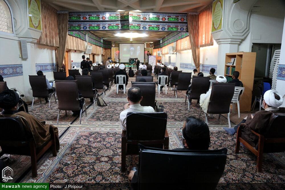 تصاویر/ ششمین نشست بزرگداشت مقام شامخ حضرت سیدالعابدین(ع) در حرم حضرت معصومه(س)