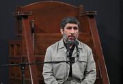 فیلم | مداحی امروز مهدی سلحشور در حضور رهبر معظم انقلاب