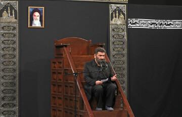فیلم | مداحی امروز سعید حدادیان در حضور رهبر معظم انقلاب