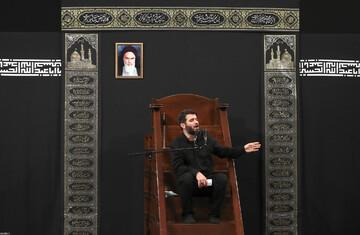 فیلم | مداحی امروز میثم مطیعی در حضور رهبر معظم انقلاب