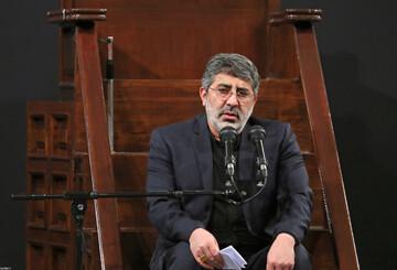 فیلم | مداحی امروز محمدرضا طاهری در حضور رهبر معظم انقلاب