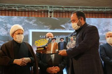 تصاویر / هفتمین همایش جبهه جهانی شباب المقاومه در مدرسه عالی دارالشفاء