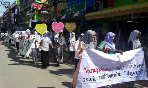 نمایندگان مسلمان در مذاکرات تایلند خواستار تعطیلی روزهای جمعه شدند