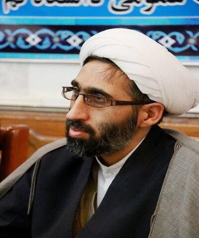 حجت الاسلام نوروزی معاون فرهنگی دانشگاه قم