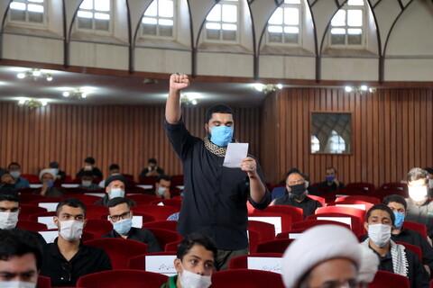 تصاویر / هفتمین همایش جبهه جهانی شباب المقاومه