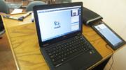 گزارشی از برگزاری کلاس های آنلاین در مدرسه معصومیه+ تصاویر