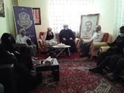 تجلیل از خانواده شهید روحانی + عکس