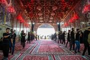 بالصور/ مواكبُ العزاء الكربلائيّة تستذكر استشهاد الإمام السجّاد (عليه السلام)