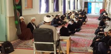 طلاب و روحانیون سمنانی اهانت به پیامبر اکرم(ص) را محکوم کردند + عکس