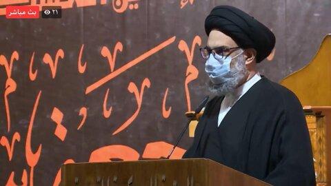 سید محمد صادق الخرسان از اساتید حوزه نجف