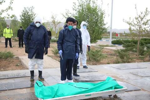 روایت حضور خبرنگار «حوزه» در غسالخانه اموات کرونایی