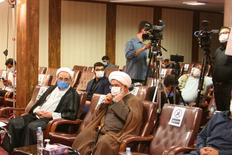 """بالصور/ إقامة مؤتمر تحت عنوان """"تحديات وثيقة 2030 لإيران"""" بقم المقدسة"""