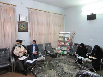 سرفصل  دروس اقتضایی حوزه علمیه خواهران یزد تعیین میشود