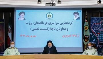 نباید محلی امن برای مفسدان و اراذل باشد/ تأکید بر استفاده از ظرفیت مردمی در حوزه پیشگیری از جرم