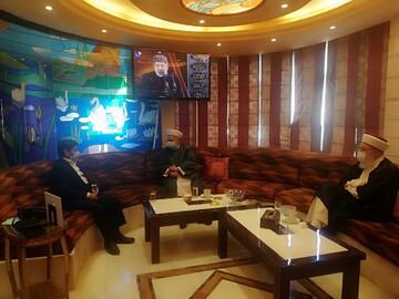 همکاری جبهه عمل اسلامی و رایزنی فرهنگی ایران در لبنان برای  مقابله با توطئه دشمنان