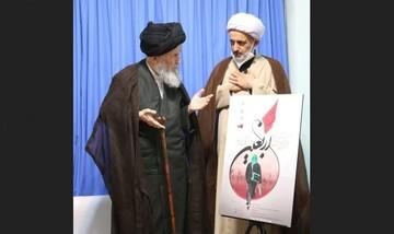 پوستر سومین سوگواره ملی اربعین دانشگاهیان  رونمایی شد