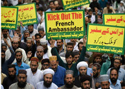 Pakistani religious and cultural personalities expressed their anger against French magazine Charlie Hebdo