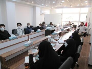 کارگاه «کاربرد روش سناریونویسی در فضای مجازی با رویکرد دینی» برگزار شد