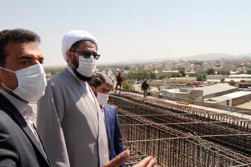 امام جمعه همدان پیگیر مطالبات مردم/ بازدید سرزده از پروژه ۵ ساله ورودی همدان