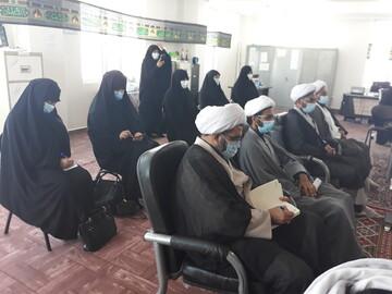 تصاویر / مراسم آغاز سال تحصیلی جدید مدرسه علمیه نرجسیه خواهران رودان