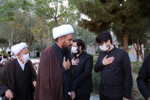 مراسم چهلم مرحوم حجت الاسلام والمسلمین موسویان