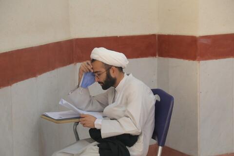 تصاویر / آزمون دانشگاه معارف اسلامی