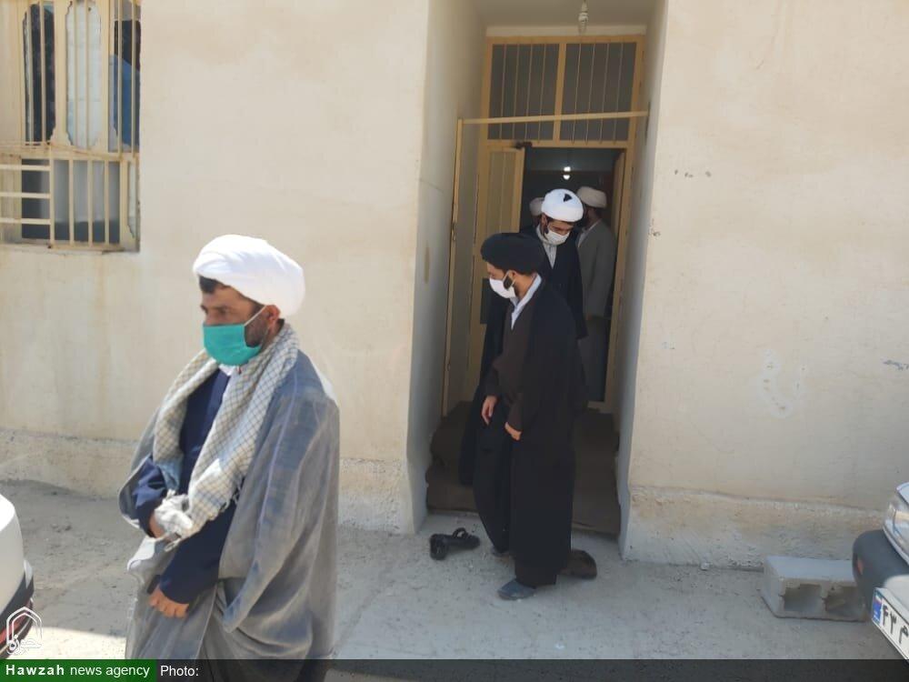 تصاویر/ دیدار مدیر حوزه علمیه هرمزگان با مبلغین مدرسه علمیه شهرستان پارسیان