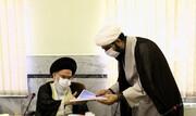 فیلم   آیت الله حسینی بوشهری خطاب به رسانه حوزه: کادرسازی رسانهای بکنید