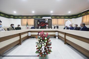 تصاویر/ جلسه شورای مسئولین استان کهگیلویه و بویراحمد با حضور آیت الله اعرافی