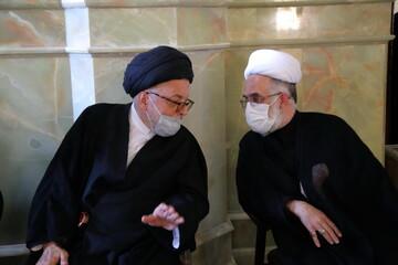 تصاویر / تشییع پیکر مرحوم حجت الاسلام و المسلمین احمد مصلحی اراکی