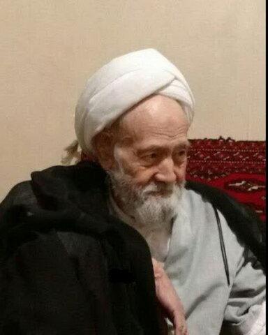 آیت الله حاج شیخ ابوالفضل علمائی