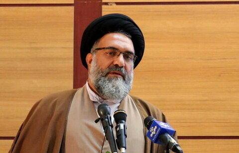 حجت الاسلام والمسلمین سیدنصیر حسینی امام جمعه یاسوج