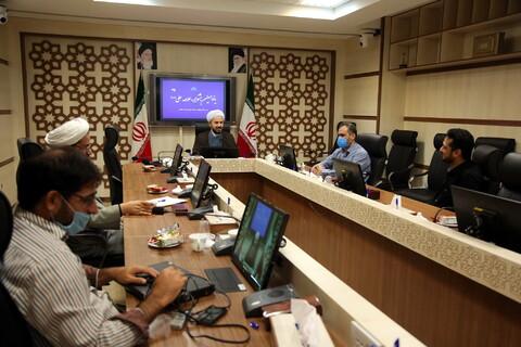 نشست خبری یازدهمین جشنواره علامه حلی