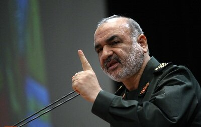 Salami: 'We Will Target Those behind Suleimani's Assassination'