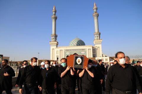 """تصاویر / مراسم تشییع پیکر حجت الاسلام و المسلمین """"احمد مصلحی اراکی"""""""