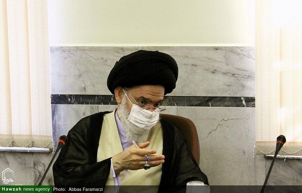 واکنش آیت الله حسینی بوشهری به «سخن حوزه» + فیلم