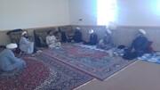 مسائل تبلیغی شهرستان بهاباد بررسی شد
