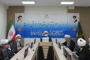 بررسی برنامه های هفته دفاع مقدس در شورای هماهنگی بسیج طلاب تهران