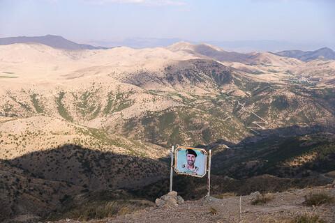 تصاویر/ سفر نماینده ولی فقیه در استان قزوین به مناطق مرزی غرب کشور
